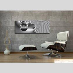 6132 Dixtime Digital Designer Wanduhr, Moderne...
