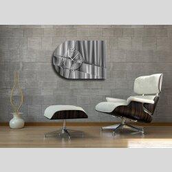 6133 Dixtime Designer Wanduhr, Moderne Wohnraumuhr...