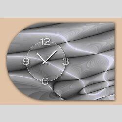 6136 Dixtime Designer Wanduhr, Moderne Wohnraumuhr...