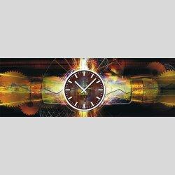 "3707 ""TIMEWARP021"" Dixtime Designer Wanduhr,..."