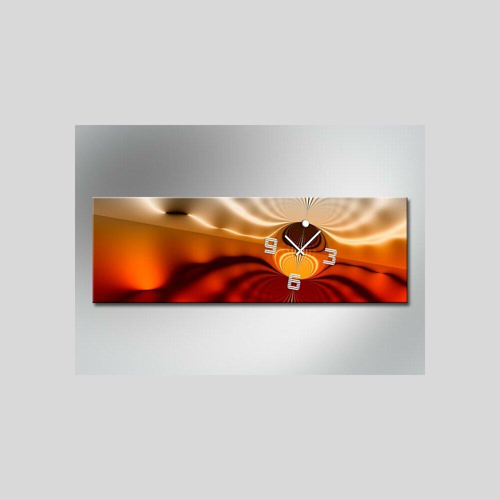 dixtime designer wanduhr von 123kunst.de, Wohnzimmer dekoo