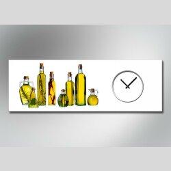4175 Dixtime Designer Wanduhr, Wanduhren, stylische...