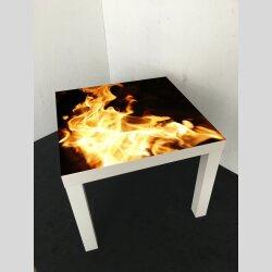 MB-021 Designer Möbelfolie dixlive Flamme 55cm x 55cm
