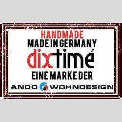 Abstrakt braun Designer Wanduhr modernes Wanduhren Design leise kein ticken dixtime 3D-0441