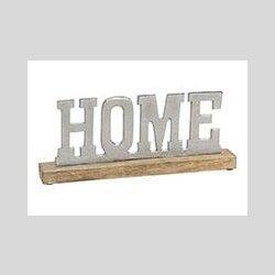 """Aufsteller """"Home"""""""