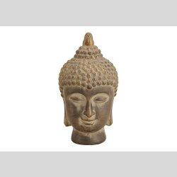 Buddhakopf spitz 16cm